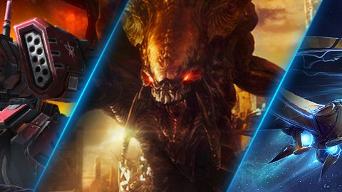Major Patch for Multiplayer – Starcraft II